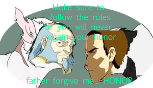 remember to follow the rules by PenguinEatsCarrots