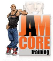 JAMCORE training logo by aladecuervo