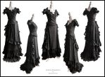 Dress-Annecy-Somnia-Romantica-Marjolein-Turin-2013 by SomniaRomantica