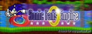 Sonic Fan Empire Banner by Nate-D