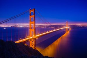 Golden Gate Bridge by xelement