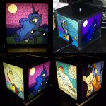 MLP Night Light by morrisoran