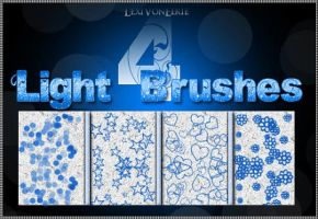 Light Brushes by LexiVonEerie