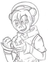ART Trade Toph part 2 by squid1girl