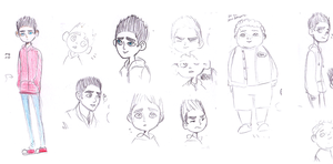 ParaNorman sketches by MyYouMe
