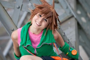 Happy go lucky by Evil-Uke-Sora