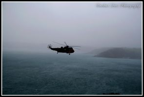 Helicopter I by DarkestFear