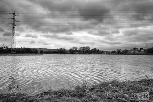 Stormy Waterscapes I by FilipR8