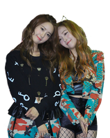 YoonA  and Jessica (SNSD) png [render] by Sellscarol