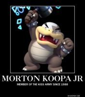 Morton Koopa Jr by AlphaMoxley95