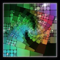 Spiral cube by kanes