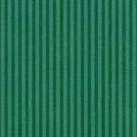 Green striped scrapbook page by jinifur