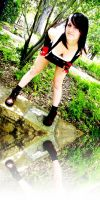 -Tifa Lockheart- by BeautifulSynCosplay