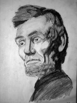 Abraham Lincoln by ConsultingTimeLord96