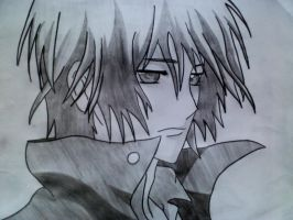 my drawing Kaname by SrtaGiuu