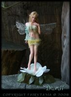 OOAK Fairy - Spring Awakening by fairytasia