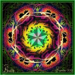 Mandala for Health (Present for Jim) by FractalBee
