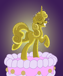 Gold And Delight by shaynelleLPS