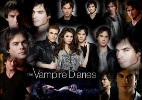 Vampire Diaries BG Damon by TwilightEdward04