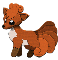 Vulpix by GNGTNT105