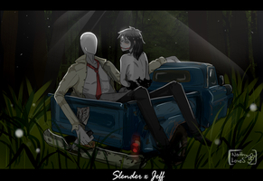 5 of 8 -Slender x Jeff- by NathyLove5