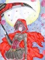 RED like Roses by Timid-Appleton