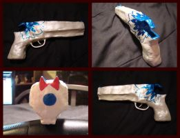 Back Lace Gun v.1 by Nyxiie