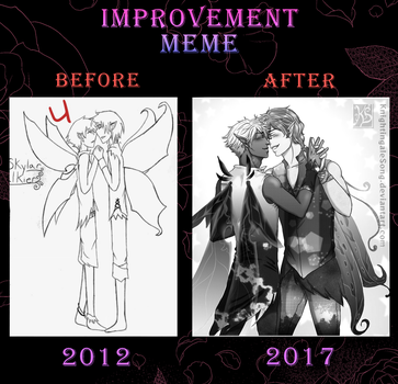 Improvement Meme: #4 by KnightingaleSong