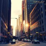 Chicago Blues II by IsacGoulart