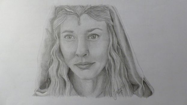 Galadriel by autumnfeuille