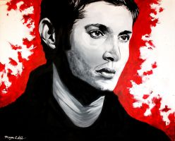 Happy 4th: Dean Winchester by MoPotter