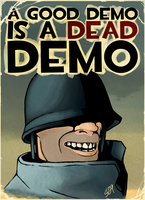 TF2 Soldier Propaganda V2 by The-Hairy-One