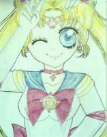 Sailor Moon by time-has-no-limits