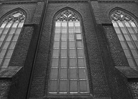 Church windows by KB-Fotografie
