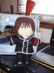 Trinity Blood Plushie by snowtigra