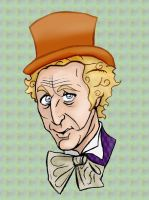 Gene Wilder's Willy Wonka by tree27