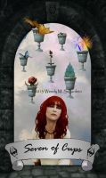 Skyrim Tarot - Seven of Cups by Whisper292