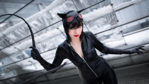 Catwoman by theDevil-photography