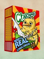 Chocopops cereal by cartoonmaniack