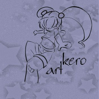 kero art by keropanda