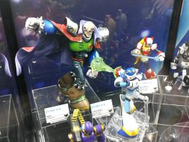 Sigma vs. X D-Arts at NYCC 2012 by DestinyDecade