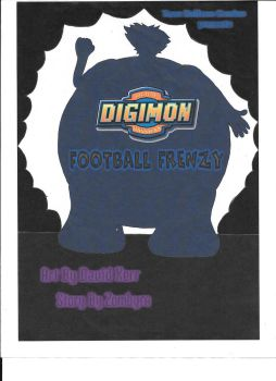 Football Frenzy Title Page by zombyre