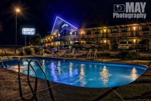 Budget Lodging HDR by Askingtoattackmeghan
