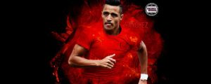 Alexis Sanchez Signature by AY by AyBenoit12