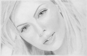 Charlize Theron by Joy-cheers