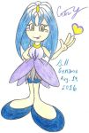 Glory the Seedrian by germanname