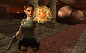 Classic Raider 49 by tombraider4ever