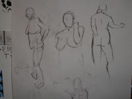 Life drawing 1 by heely