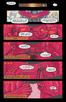 THE BEAST OF VOID - My Patron Saint pg 3 by The-BenT-One