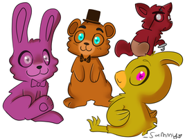 Five nights at freddy's by wolfsam